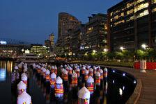 Docklands 1201p 2bed 1bath Water View Piscine collective - Télévision - Balcon - Lave vaisselle - Lave linge . . . Australie, Docklands