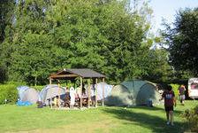 Camping Abbatiale - Mobil home 3 chambres Alizé Télévision . . . Picardie, Saint-Leu-d'Esserent (60340)
