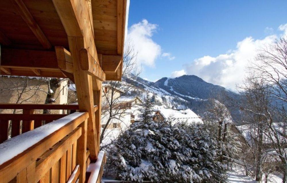 Chalet Nuance de blanc Rhône-Alpes, L Alpe D Huez (38750)