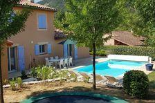 Villa Ardèche Piscine privée - Télévision - Terrasse - place de parking en extérieur - Lave vaisselle . . . Rhône-Alpes, Vallon-Pont-d'Arc (07150)