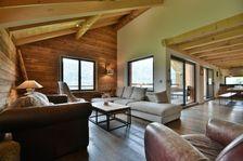 Magnifique chalet 4 étoiles,10 personnes (6 adultes), 4 chambres, proche stations! Télévision - Terrasse - place de parking en e Rhône-Alpes, Saint-Jean-de-Sixt (74450)