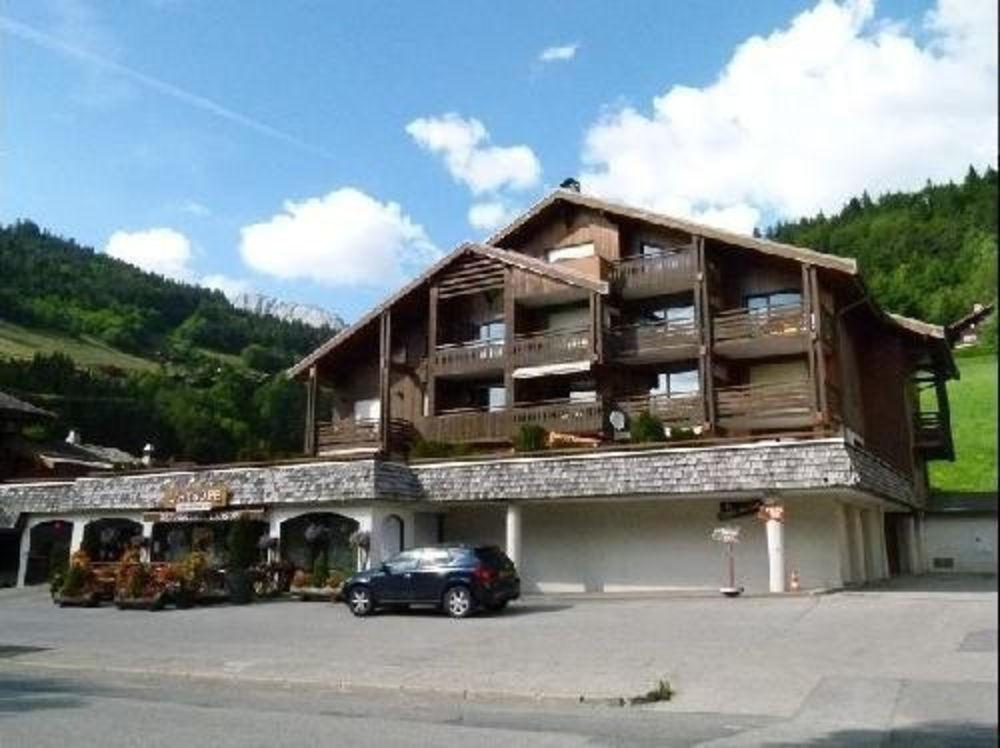 Combe des Verts Alimentation < 1 km - Centre ville < 1 km - Télévision - Balcon - Vue montagne . . . Rhône-Alpes, Le Grand-Bornand (74450)