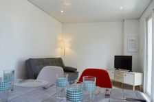 Appartement 2 pièces, 5 couchages, Narbonne Plage Piscine collective - Télévision - place de parking en extérieur - Lave linge - Languedoc-Roussillon, Narbonne Plage (11100)