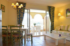 Appartement 2 pièces 5 couchages LES ISSAMBRES Piscine collective - Télévision - place de parking en extérieur - Lave vaisselle Provence-Alpes-Côte d'Azur, Les Issambres (83380)
