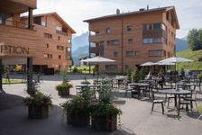 CATRINA RESORT Piscine collective - Bain à remous - Sauna - Télévision - Balcon . . . Suisse, Disentis