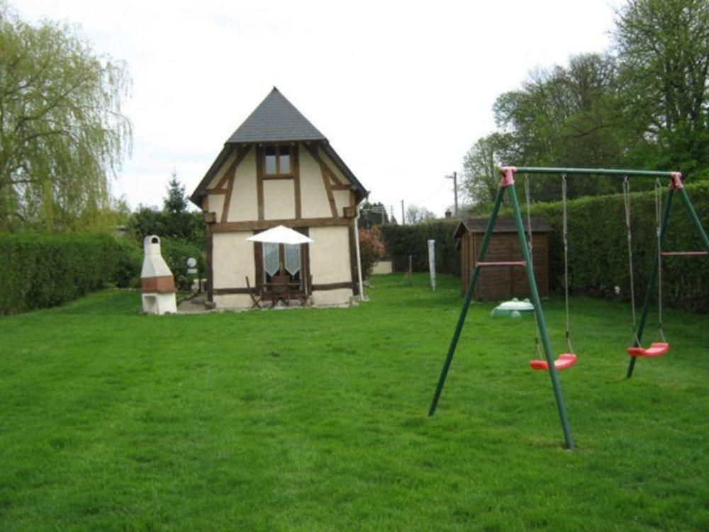 maison 3 personnes Télévision - Terrasse - place de parking en extérieur - Lave vaisselle - Lave linge . . . Haute-Normandie, Barentin (76360)