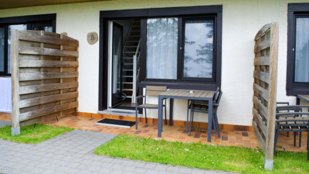 Sapinière Type C Piscine collective - Télévision - Terrasse - place de parking en interieur - place de parking en extérieur . . Luxembourg, Wahlhausen