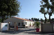 Camping La Parée du Both - Mobil home Tendance 2 chambres 24m² Piscine couverte - Piscine collective - Plage < 1 km - Télévision Pays de la Loire, Saint-Hilaire-de-Riez (85270)