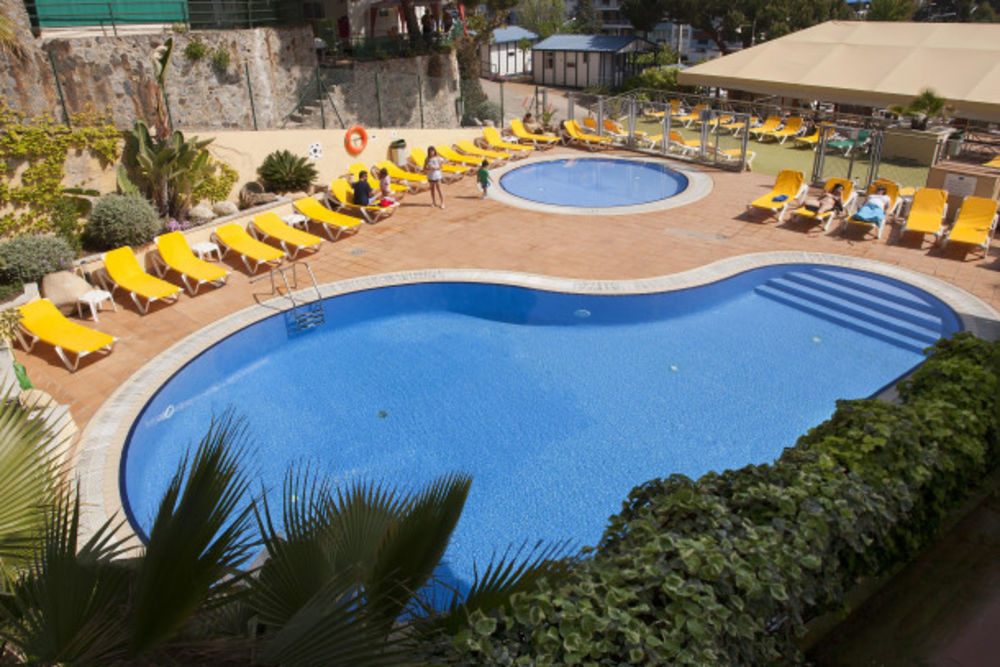 Camping El Far - Bungalow B - 2 chambres Terrasse - Club enfants - Accès Internet - Jeux jardin . . . Espagne, Calella
