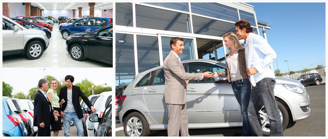 Dnl Automobile, concessionnaire 64