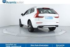XC60 B4 AWD 197 Geartronic 8 R-design +Surequipée occasion 63000 Clermont-Ferrand