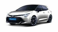 Toyota Corolla 122h Dynamic suréquipée 2020 occasion Mougins 06250