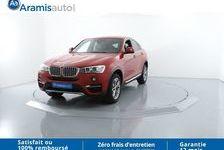 BMW X4 F26 xLine +Toit ouvrant Affichage tête Haute Surequipée 42369 76300 Sotteville-lès-Rouen