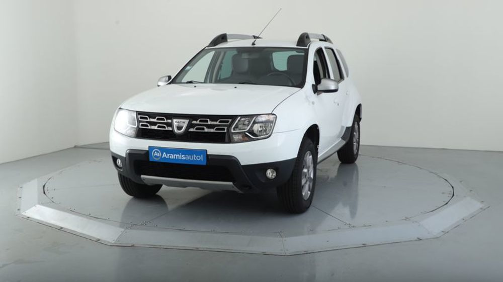 Duster 1.5 dCi 110 BVM6 Prestige 2015 occasion 06200 Nice