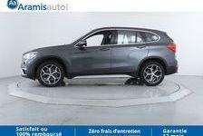 X1 sDrive 20i 192 DKG7 xLine +Pack Safety occasion 29200 Brest