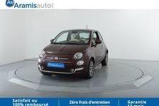 Fiat 500 Lounge +GPS 11490 69150 Décines-Charpieu