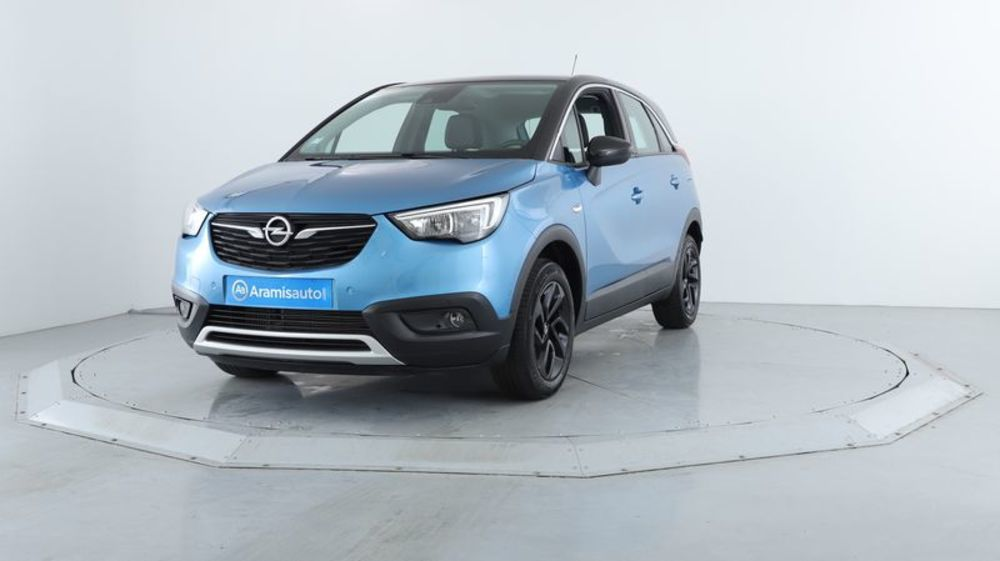 Crossland X 1.2 Turbo 130 BVM6 Design 120 ans occasion 63000 Clermont-Ferrand