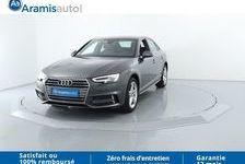 Audi A4 Berline Nouvelle S line +LED Pack Ext. SLine Surequipée 28490 21000 Dijon