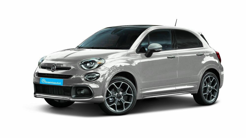 500 X 1.0 FireFly Turbo T3 120 ch Sport occasion 35000 Rennes