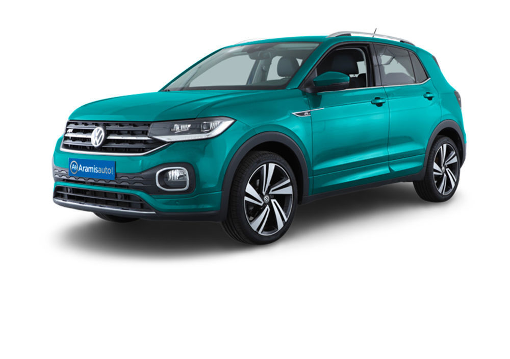 T-Cross 1.0 TSI 110 Start/Stop DSG7 Lounge occasion 94110 Arcueil