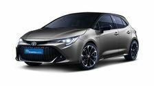 Toyota Corolla 180h Design suréquipée 2019 occasion Mougins 06250