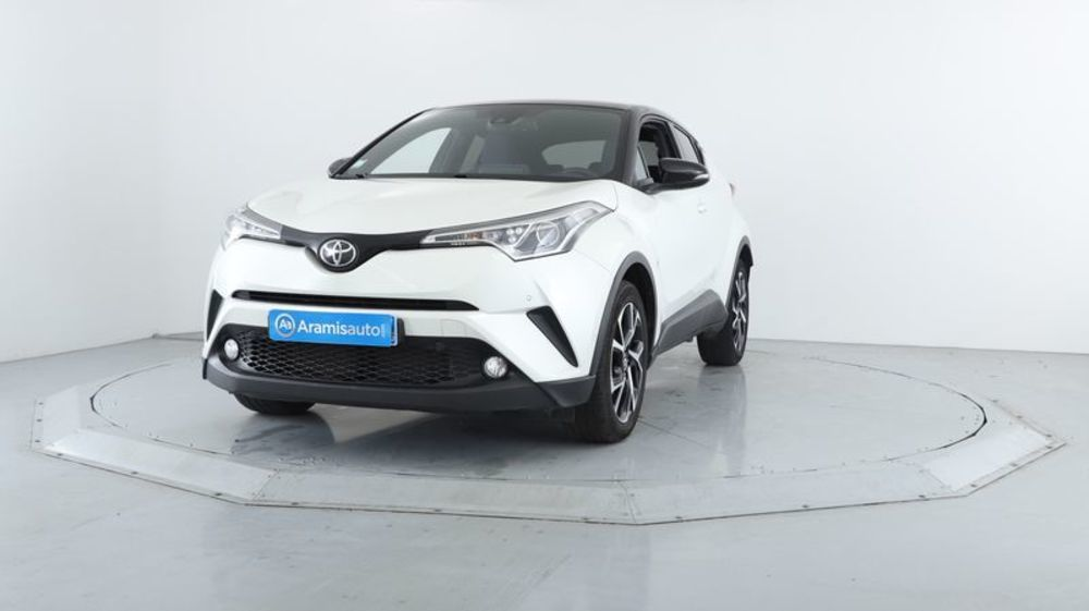 C-HR 1.2T 116 CVT 4WD Graphic occasion 74000 Annecy