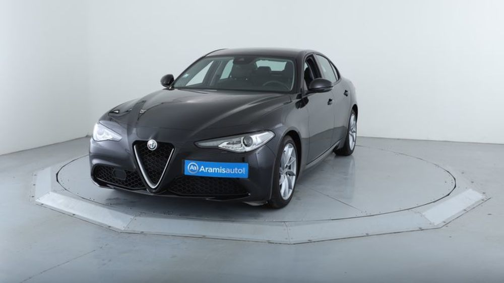 Giulia 2.2 150 AT8 Super occasion 06200 Nice