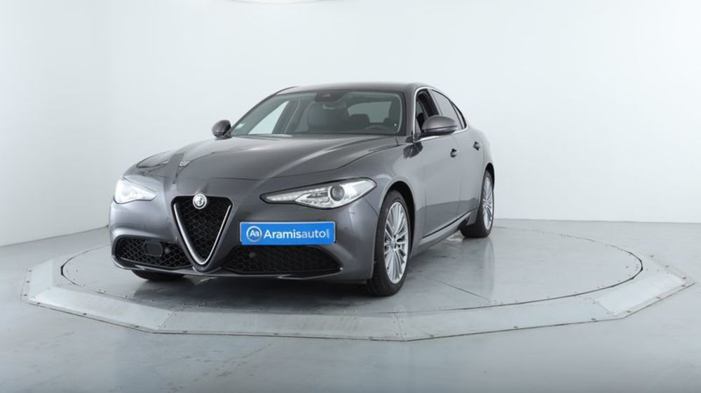 Giulia 2.2 160 ch AT8 Executive occasion 06200 Nice