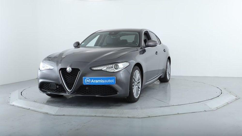 Giulia 2.2 160 ch AT8 Executive occasion 83130 La Garde