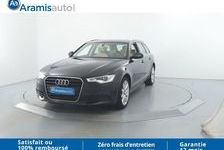 Audi A6 Avant Avus +Cuir Valcona Surequipée 21490 06250 Mougins