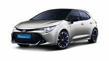 Toyota Corolla 122h Dynamic + GPS 2020 occasion Rennes 35000