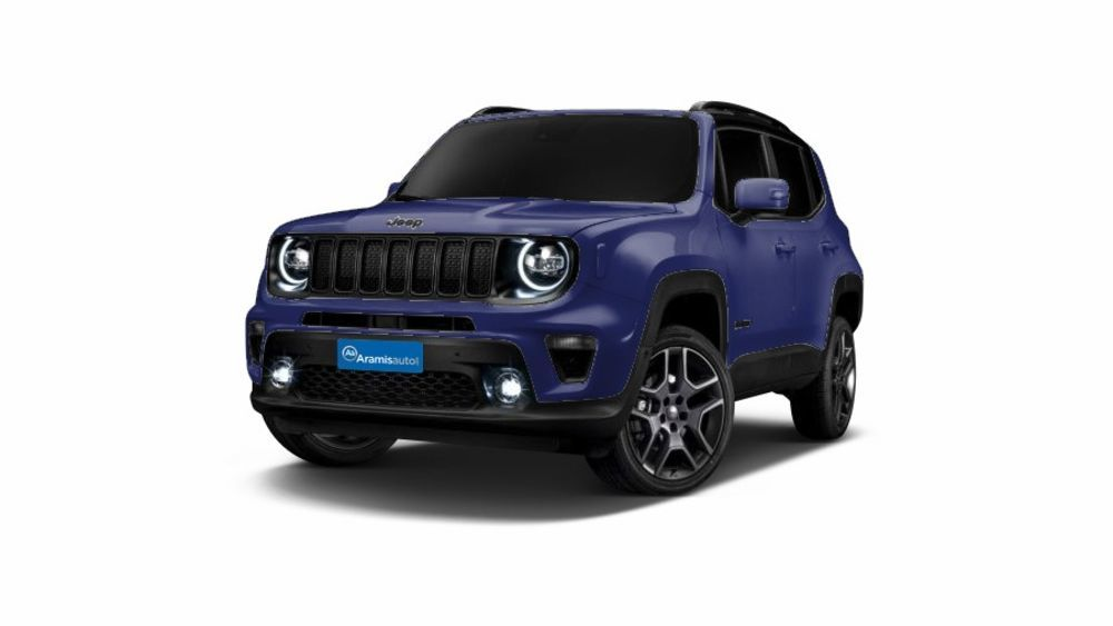 Renegade 1.0 GSE T3 120 ch BVM6 Limited occasion 35000 Rennes