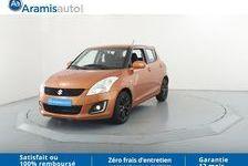 Suzuki Swift III Nouvelle In The City 10990 94110 Arcueil