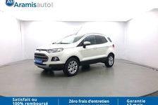 Ford Ecosport Trend Suréquipée 11190 31600 Muret