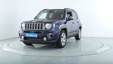 Jeep Renegade 1.6 l MultiJet 120 BVM6 Limited  occasion Dijon 21000