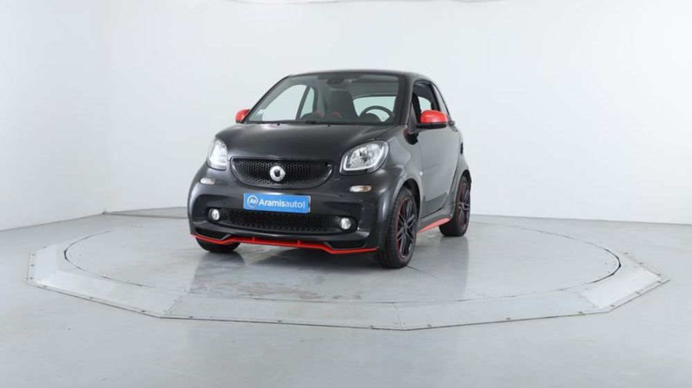 ForTwo 0.9 90 Twinamic Urbanlava occasion 74000 Annecy