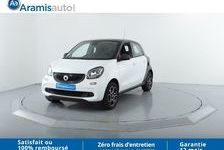 Smart FORFOUR Passion Surequipée 11590 06250 Mougins