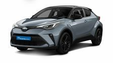 Toyota C-HR 184h Graphic 2020 occasion Woippy 57140