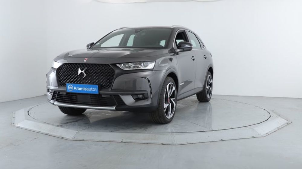 DS7 2.0 BlueHDi 180 EAT8 Performance Line occasion 59113 Seclin