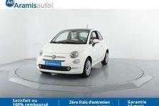 Fiat 500 Lounge +GPS Surequipé 11290 59113 Seclin