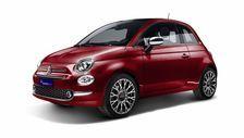 Fiat 500 1.2 69 Lounge suréquipée 2020 occasion Annecy 74000