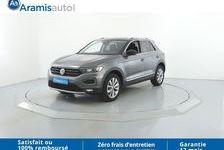 Volkswagen T-Roc Lounge +Pack Design GPS LED Surequipée