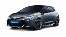 Toyota Corolla 122h Dynamic + GPS 2019 occasion Rennes 35000