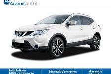 Nissan Qashqai Tekna + Toit Pano 21990 06250 Mougins