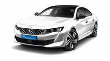 Peugeot 508 1.6 PureTech 180 EAT8 Allure 2020 occasion Brest 29200