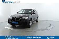 BMW X4 F26 Lounge Plus 29990 06250 Mougins