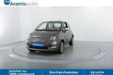 Fiat 500 Lounge 9490 38120 Saint-Égrève