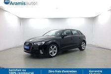 Audi A3 Sportback Nouvelle Sport Surequipée 25391 59113 Seclin