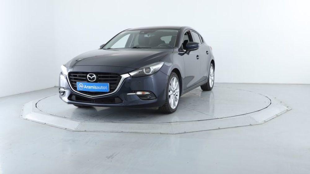 Mazda3 2.0L SKYACTIV-G 120 BVA6 Dynamique occasion 35000 Rennes