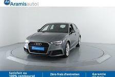Audi A3 Sportback Nouvelle Design +Pack Ext Sline LED suréquipée 30990 59113 Seclin